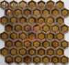 Yellow Glaze Surface Ceramic Mosaic (CST252)