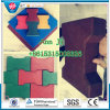 Interlocking Rubber Floor Tiles, Kids Playground Rubber Flooring