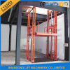 Hydraulic Guide Rail Goods Lift Platform