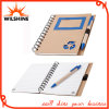 Corporate Custom Logo Hardcover Notebook for Business Gift (SNB118)