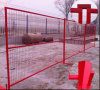 6FT*9.5FT Canada Welded Mesh Temporary Fence Panel/Construction Temporary Fence