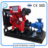 European Standard End Suction Diesel Engine Clean Water Pump