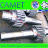 Gear and Gear Shaft for Gear Box
