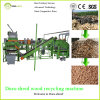 Dura-Shred Fully Automatic Recycling Machine for Wood Waste
