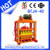 Best-Selling High Demand Qtj4-40 Cement Block Making Machine for Fay Ash Block Making Machine Best Price Slae