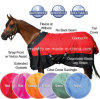 Waterproof Breathable Horse Stable Rug for Winter