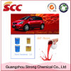 Imported Liquid Acrylic Solid Red Pearl Spray 1k Basecoat