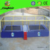 Two in One Trampoline for Children with Safety Handle (LG038)