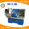 Small Metal Cutting Horizontal CNC Turning Lathe