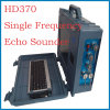 New Echo Sounder/Echosounding Device with Single Frequency