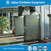 Central HVAC Solutions Air Heating and Cooling System for Outdoor Exhibition