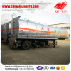 High Quality Tanker Semi Trailer for Crude Oil Loading