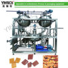 F500 Toffee Candy Production Line with Aws and Cooling Drum