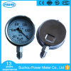 63mm Lower Mount Full Stainless Steel Vacuum Gauge with Oil
