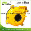 Centrifugal Horizontal Rubber Lined Mineral Processing Slurry Pump