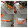 Made in China High Quality Double J Hook Ratchet Tie Downs Sln Ce GS
