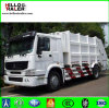 China High Quality 20 Cbm Compression Container Garbage Truck