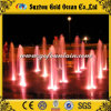Multicolor Underground Water Fountain Dry Fountain for Kids Playing