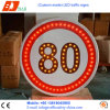 OEM Solar Road Traffic LED Indicate Light Sign