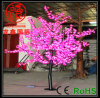 LED Pink Cherry Tree Light for Christmas