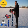 One-Man Use 49CC Ice Auger/Ice Drill (HC-ID490)