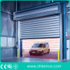 Industrial Warehouse Aluminum Alloy Metal High Speed Rolling Shutter Doors
