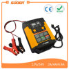 Suoer PWM Chgarging Intelligent Repair with LED Display 12/24V Solar Charger (A02-1224B)