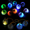Finger Yoyo Thumb Chucks Fidget Spinner with Dark in Glow