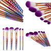 2017 New 6PCS Colored Diamond Private Label Makeup Brush