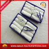 Disposable Facial Cotton Towel with Tray