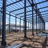 Best Design Steel Structure Warehouse Modular Structure with Subsidiary Span