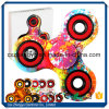 The Hot Sell Toy Painting Fidget Spinner with High Speed