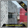 China Factory Sales Inerior Decor Cladding Powder Coated Facade Wall Panel