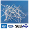 Polypropylene PP Macro Fiber Synthetic Fibre Uesd for Building Material
