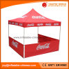 Folding Gazebo with Side Panels Tent Red Color (Tent 2-102)