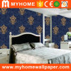 Interior Design PVC Vinyl Wallpaper Damask