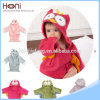 Cotton Fabric Cartoon Animal Baby Bathrobe