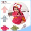 Cotton Fabric Cartoon Animal Baby Bathrobe