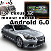 Android 6.0 GPS Navigation System Video Interface for 2011-2017 Lexus Ls etc