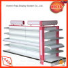 Boutique Gondola Display Racks with Shelves for Clothing