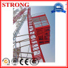 Frequency-Conversion Construction Lift/Hoist/Elevator Double-Cage High-Speed Passenger/Cargo Ce