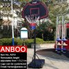 Colorful Children Basketball Stand/Hoop/Backboard