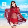 2017 Hot Sale Chiffon Silk Plain Shawl Fashion Lady Scarf