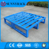Durable and Low-Cost Warehouse Storage Steel Pallet for Rack