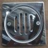 S/S Floor Drainer, 2PCS Set