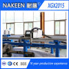 Three Axis CNC Round Pipe Plasma Cutting Machine