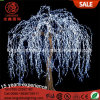 3m 220V White UL LED Willow Palm Tree Light for Christmas Home Decoraion