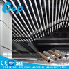 High Quality Aluminum Round Tube Baffle Ceiling Suspended Linear Ceiling