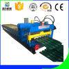 Dx Trapezoidal Galzed Tile Roof Panel Roll Forming Machine