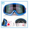 Adult Transparent Adjustable Anti Slip Strap Motorcycle Goggles